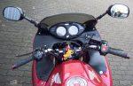 Honda NT 650V Deauville Cockpit