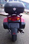 Honda NT 650V Deauville Rückansicht