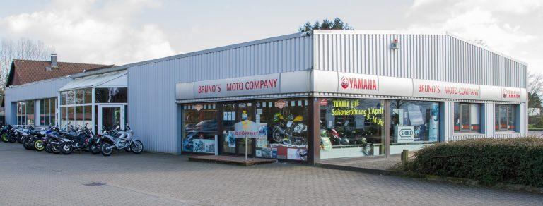 Bruno's Moto Company Flensburg