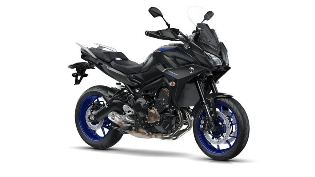 2018 Yamaha Tracer 900 tech black