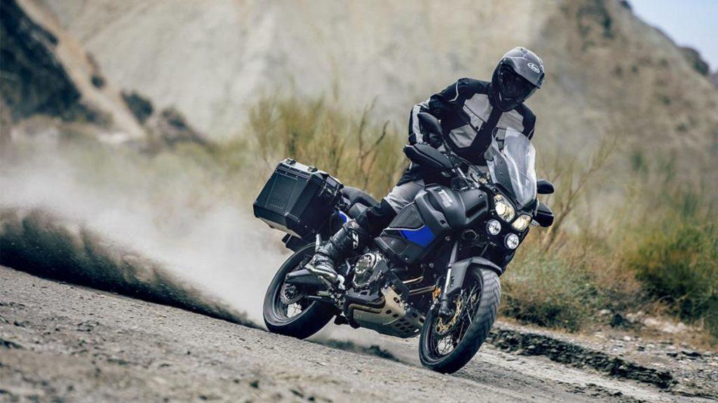 2018 Yamaha XT1200ZE Raid Edition