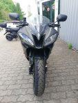 Yamaha YZF-R 6 schwarz Frontansicht