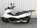 Honda Roller PCX 125 weiß Seitenansicht links