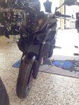 Yamaha MT-10 schwarz 2017 Frontansicht